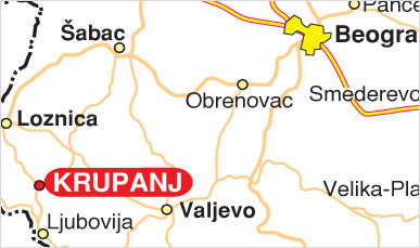 Tourist Organization Of The Municipalitz Of Krupanj